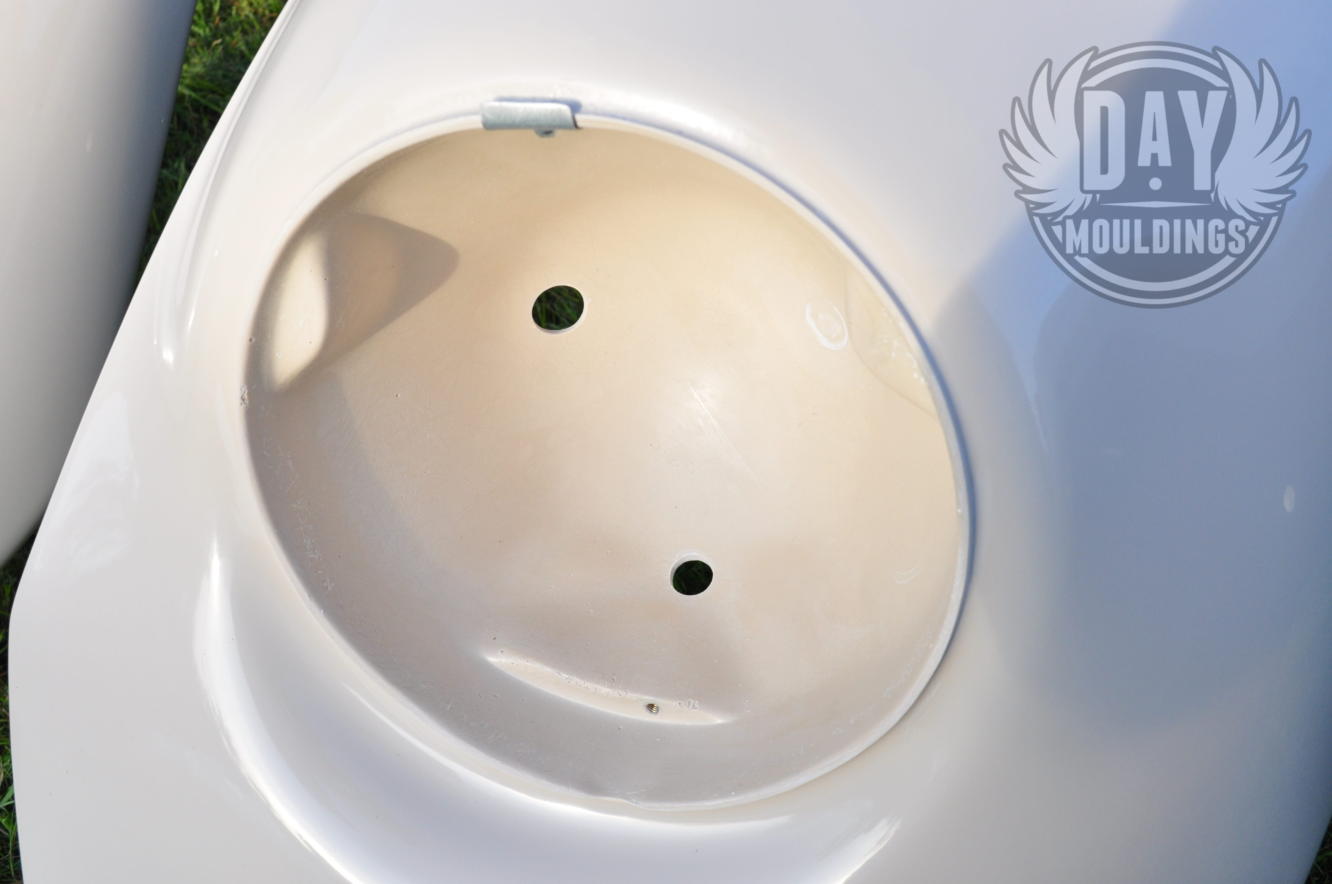 DayMouldingsTM standard headlight bowl