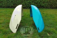 DayMouldingsTM Rear Pair KB and Blue
